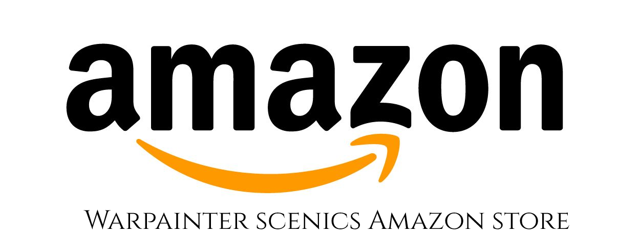 Warpainter scenics on Amazon